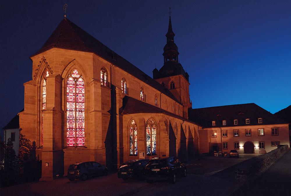Abtei Tholey - Referenzbeispiel